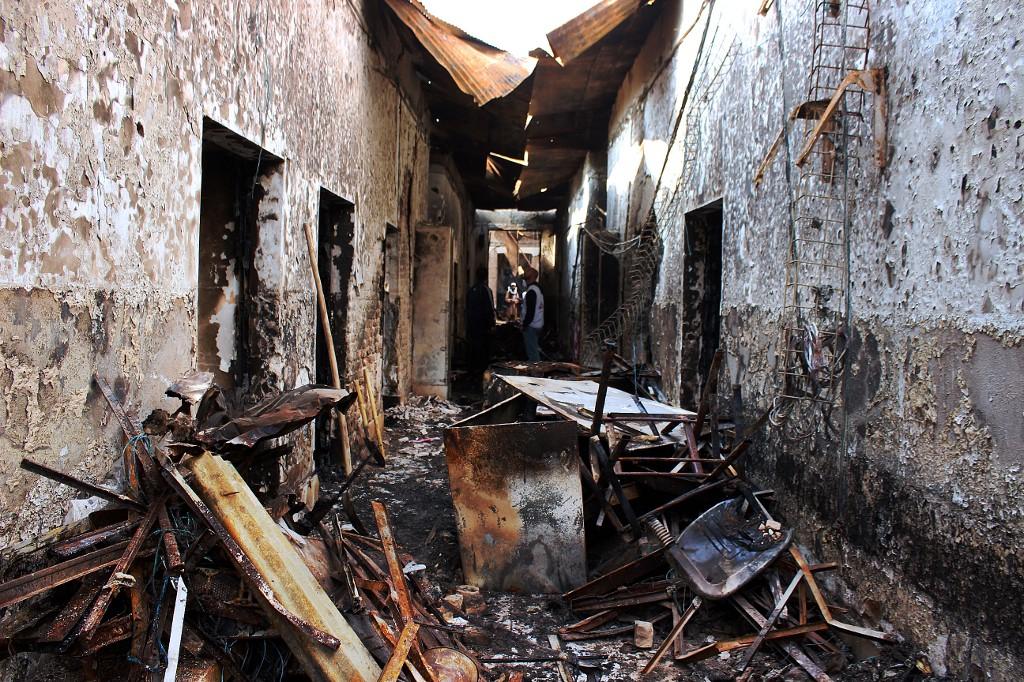 ABD'nin Kunduz'daki bir MSF tesisine düzenlenen hava saldırısı, 14'ü MSF personeli (AFP) de dahil olmak üzere 42 kişiyi öldürdü.