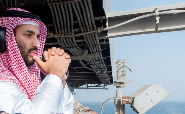 Saudi Crown Prince Mohammed bin Salman (AFP)