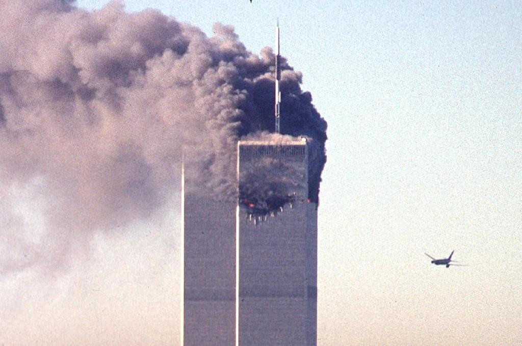9/11 crash