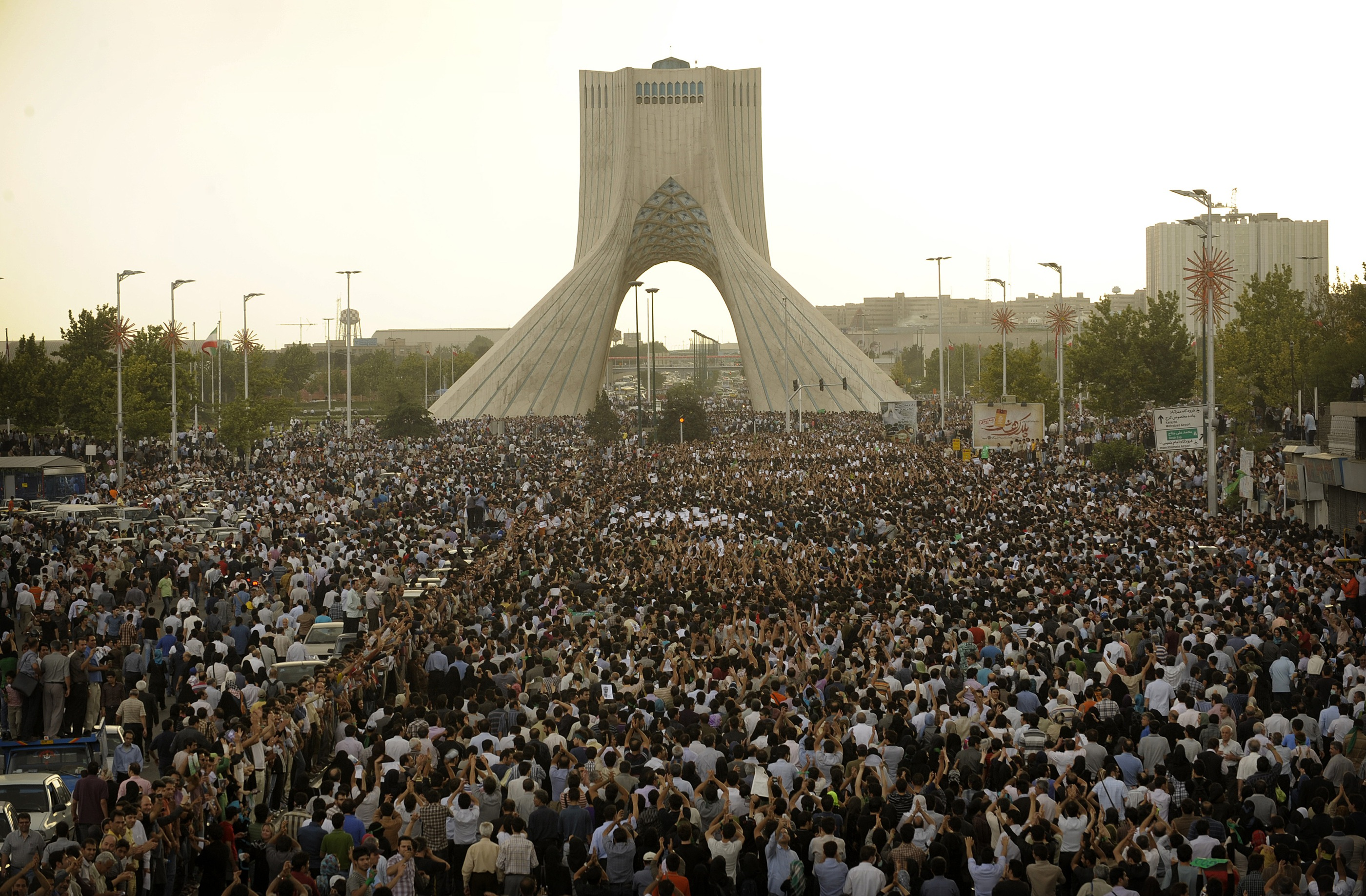 Iran 2009 protests