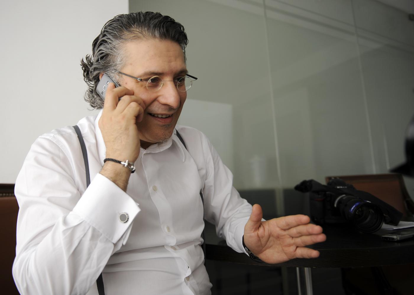 Nabil Karoui est poursuivi en justice pour des soupçons d'évasion fiscale et de blanchiment d'argent (AFP)