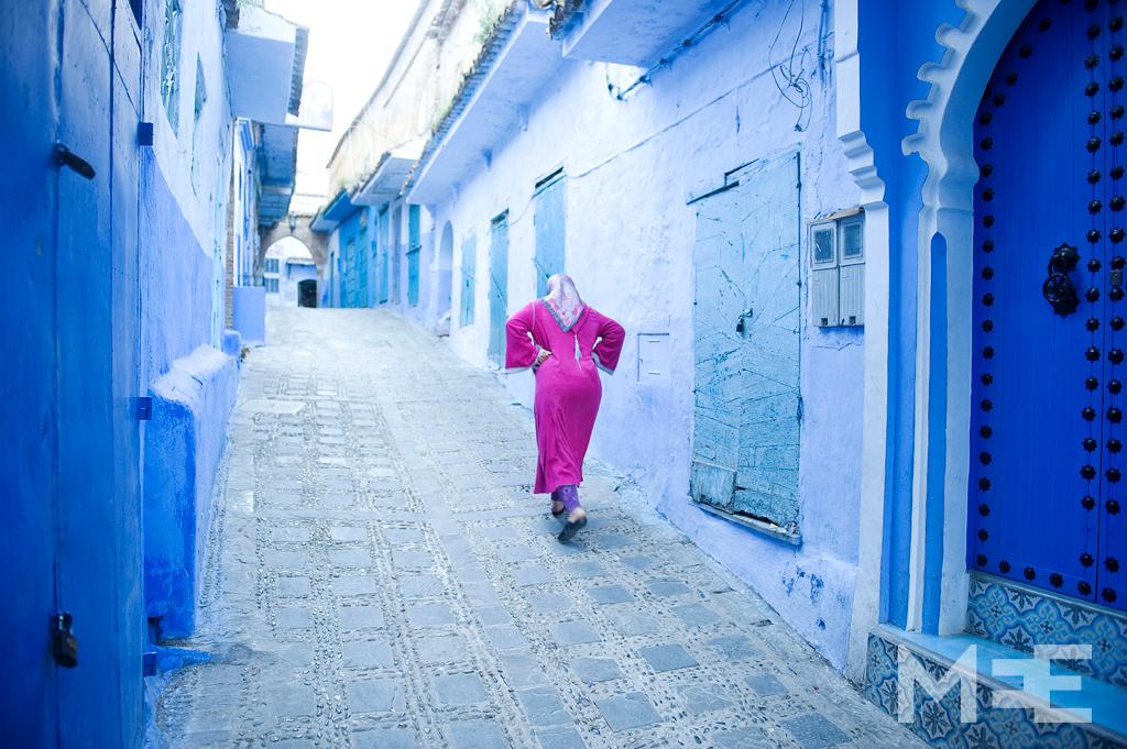 Chefchaouen 224 La D 233 Couverte Des Rues Bleues Du Maroc