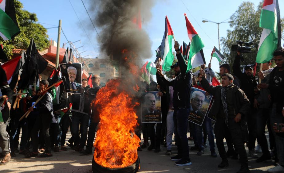 Palestinian factions in Gaza unite against Trump's proposed deal (MEE/Muhammad al-Hajjar)