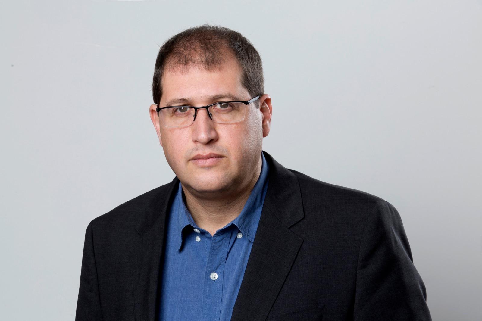 Leading Israeli lawyer Michael Sfard (MEE/Yanai Yacheael)