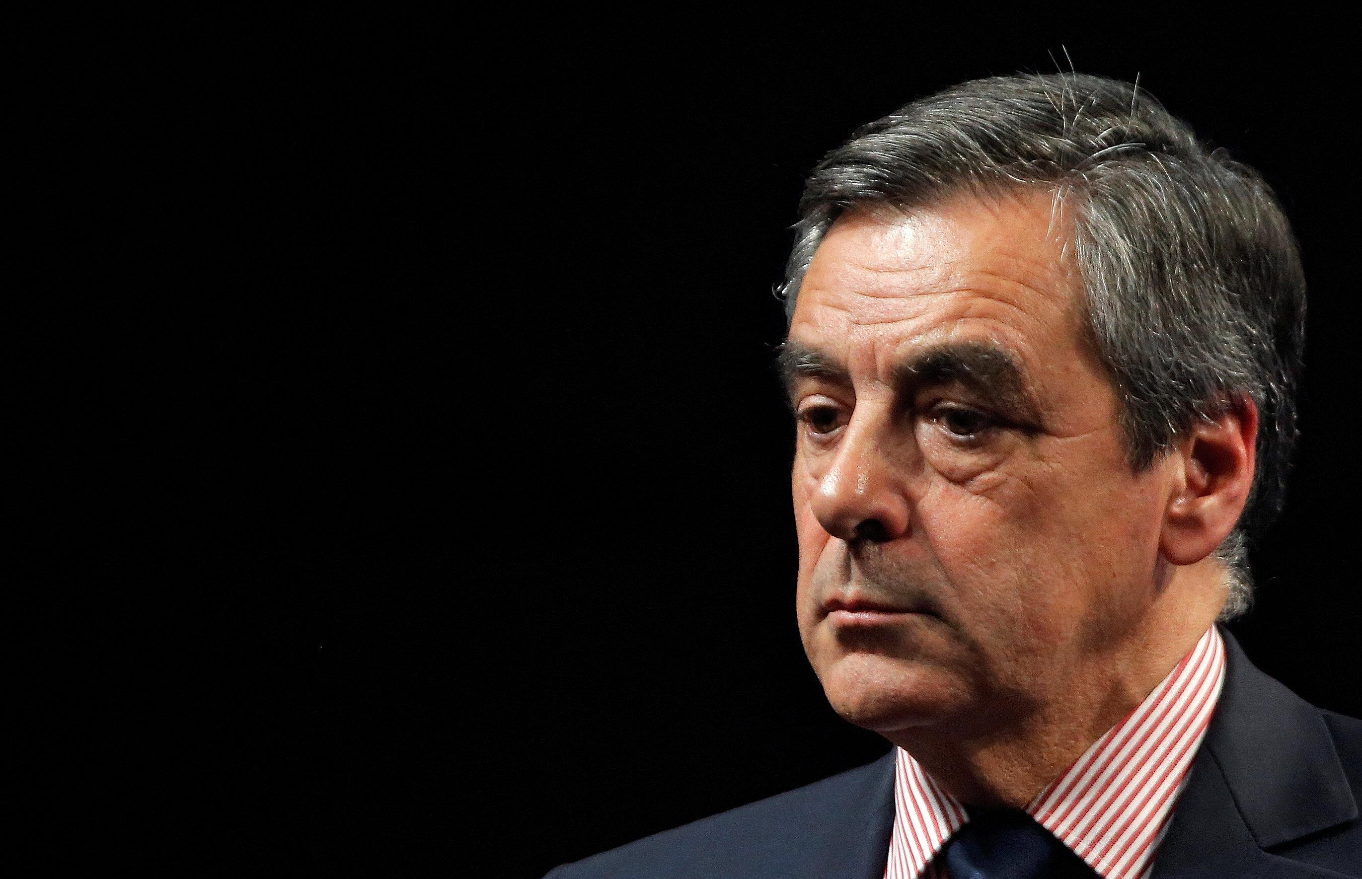 politique francois fillon syrie france hors