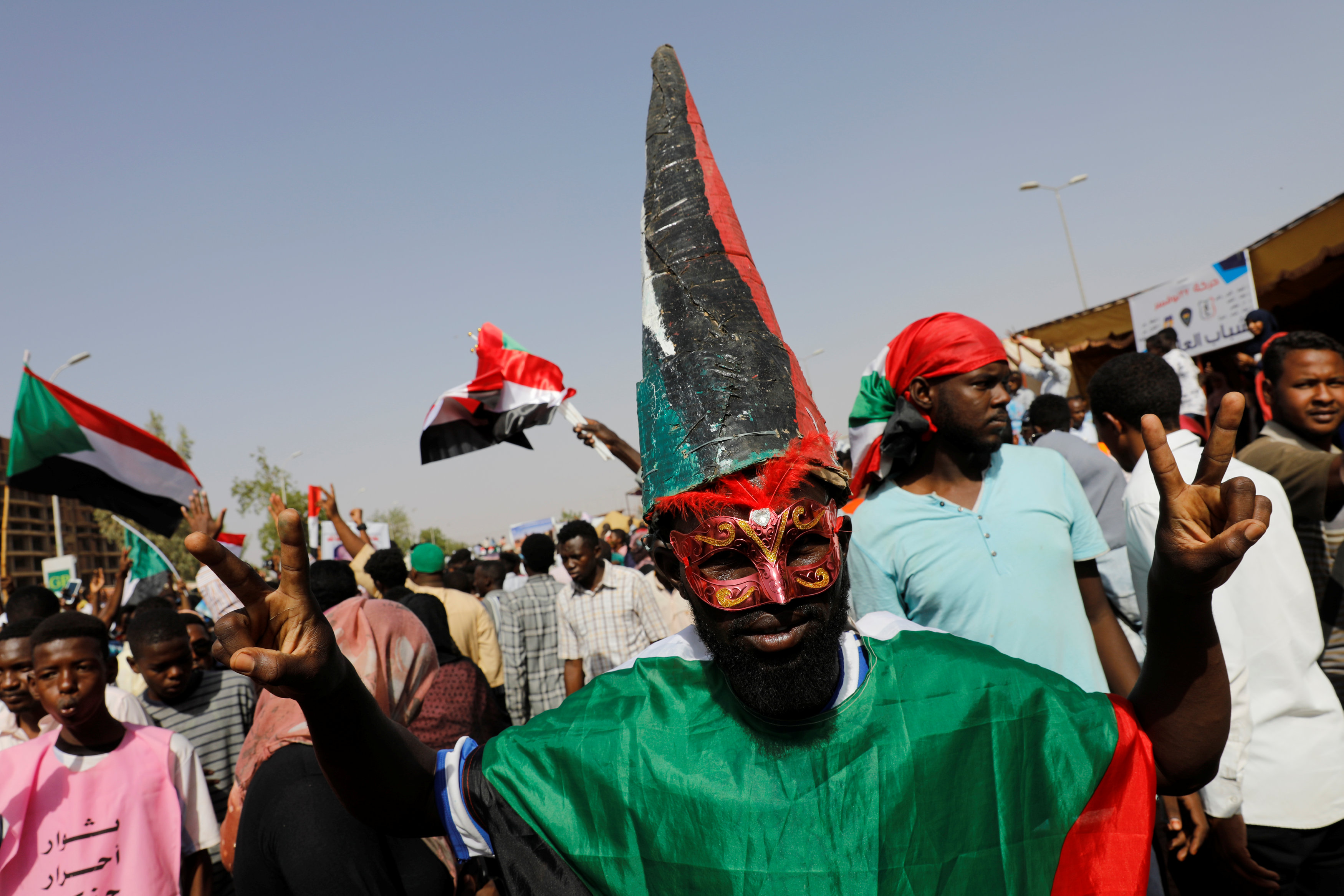 We failed many times': How Sudan's protest leaders seized their