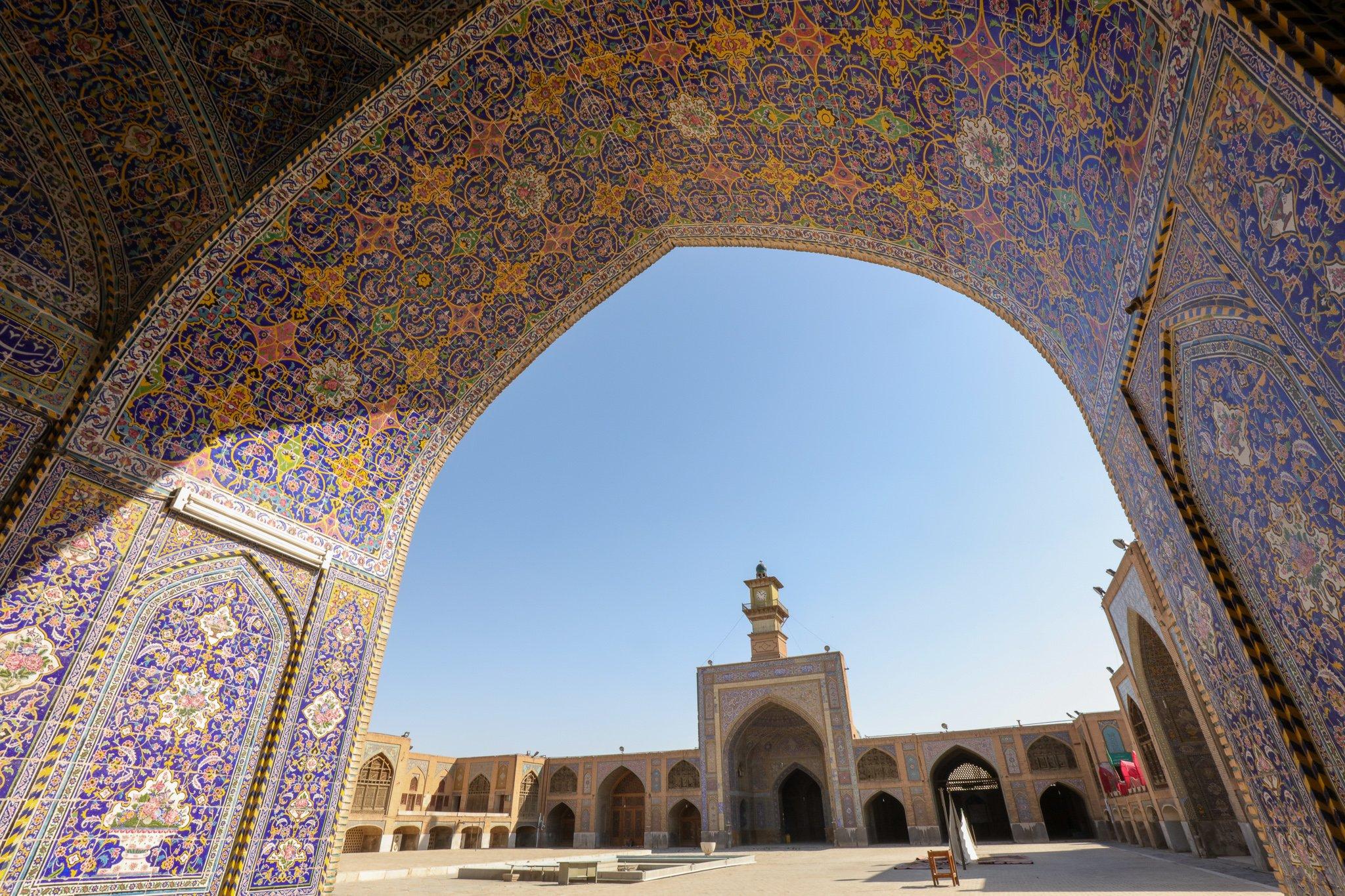 Seyyed Mosque, Isfahan