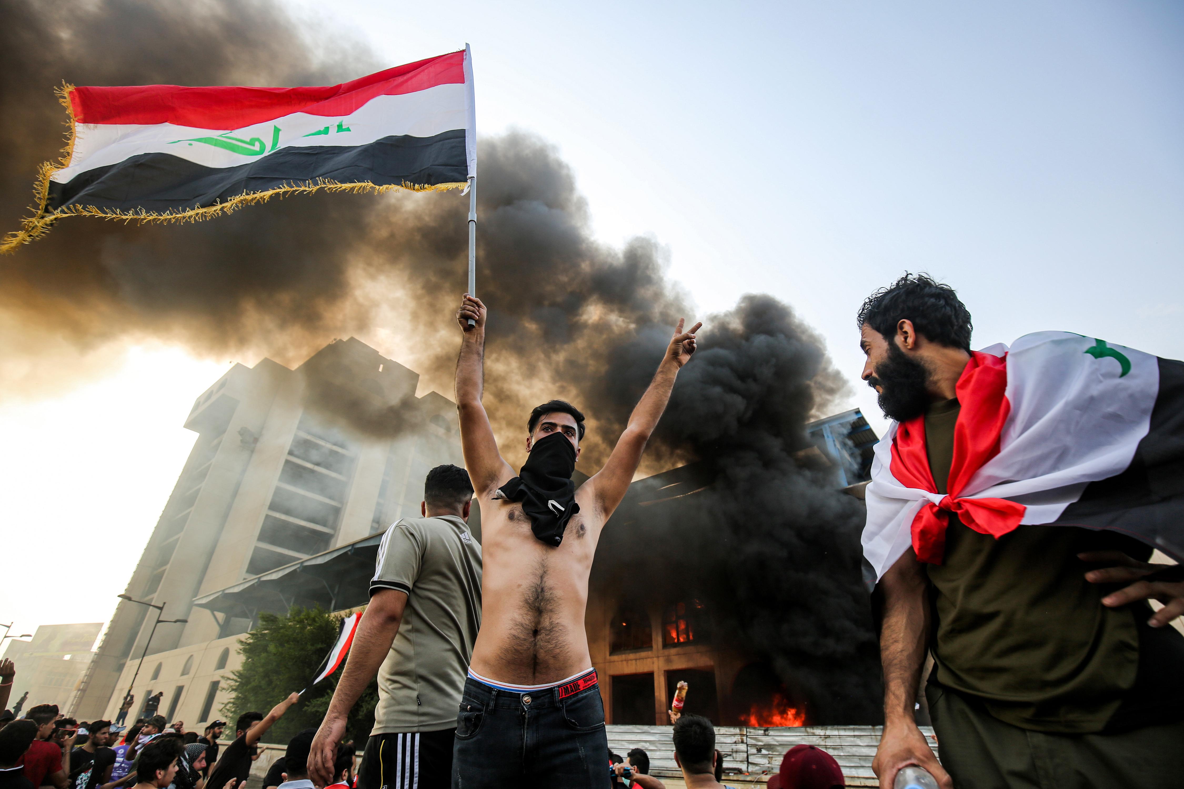 Corruption in Iraq