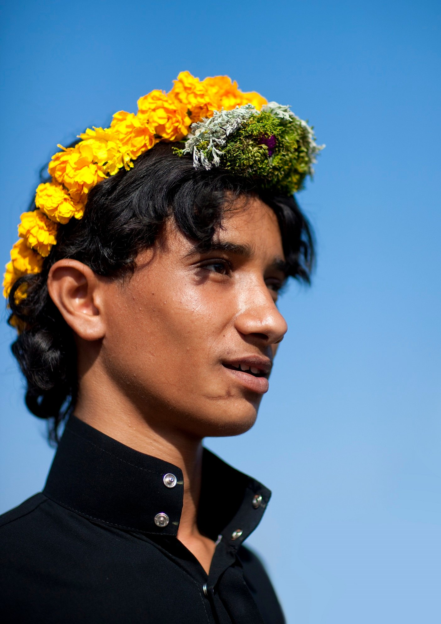 The Flower Men Of Saudi Arabia Middle East Eye
