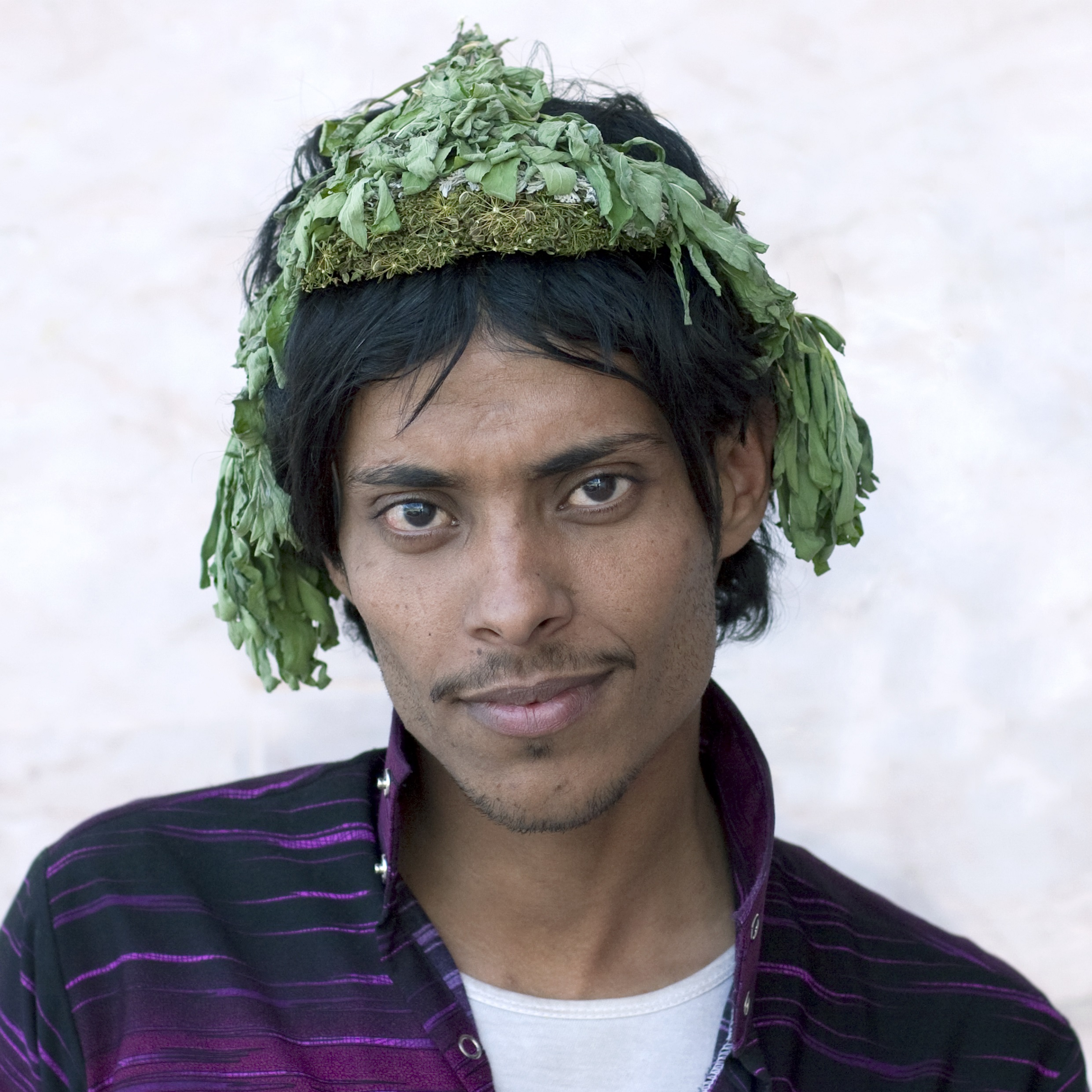 The flower men of saudi arabia middle east eye some wear herbs in the hope of dealing with a headache eric lafforgue izmirmasajfo