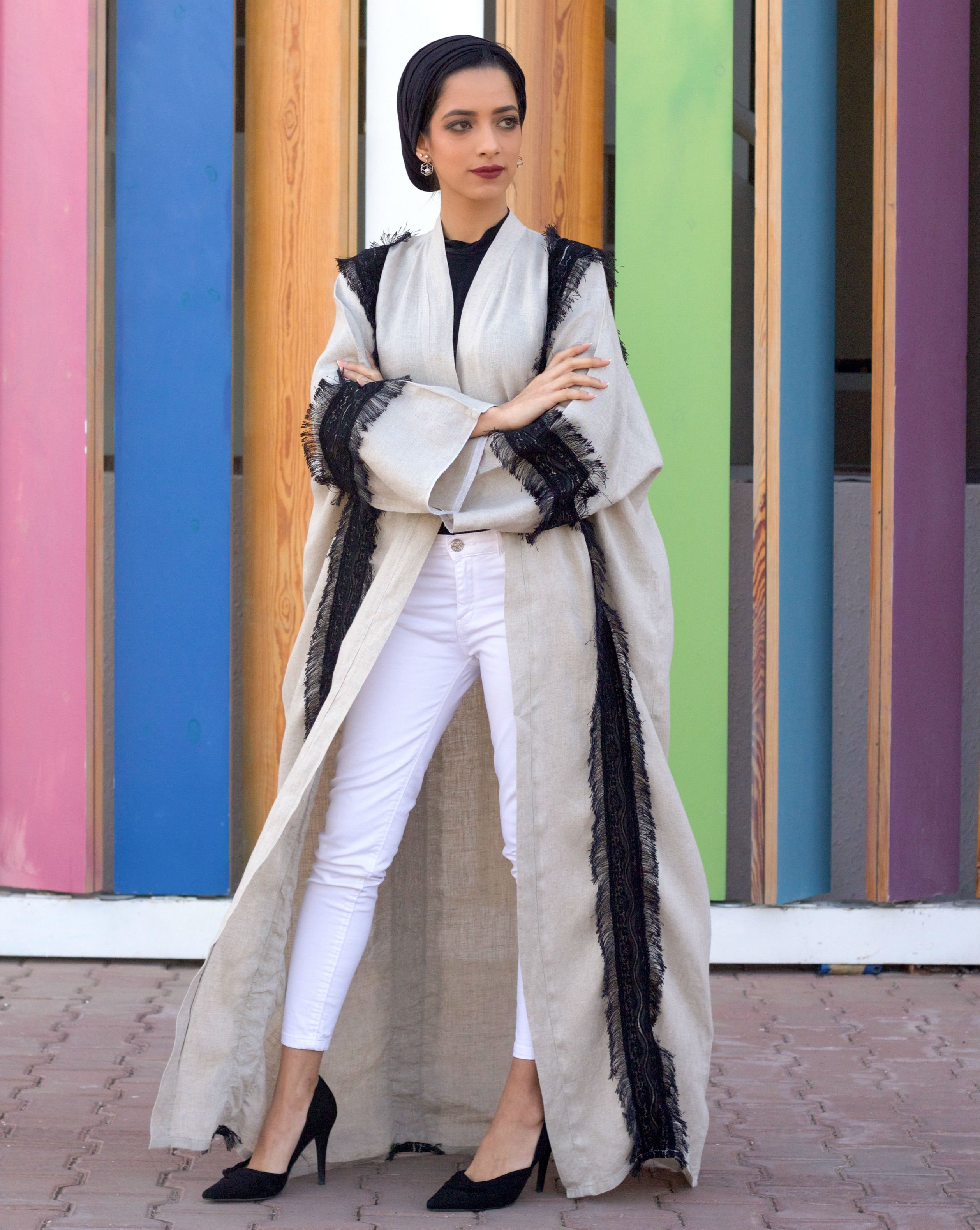 3f6fc4be In pictures: Yes, Saudi women dress like... this | Middle East Eye
