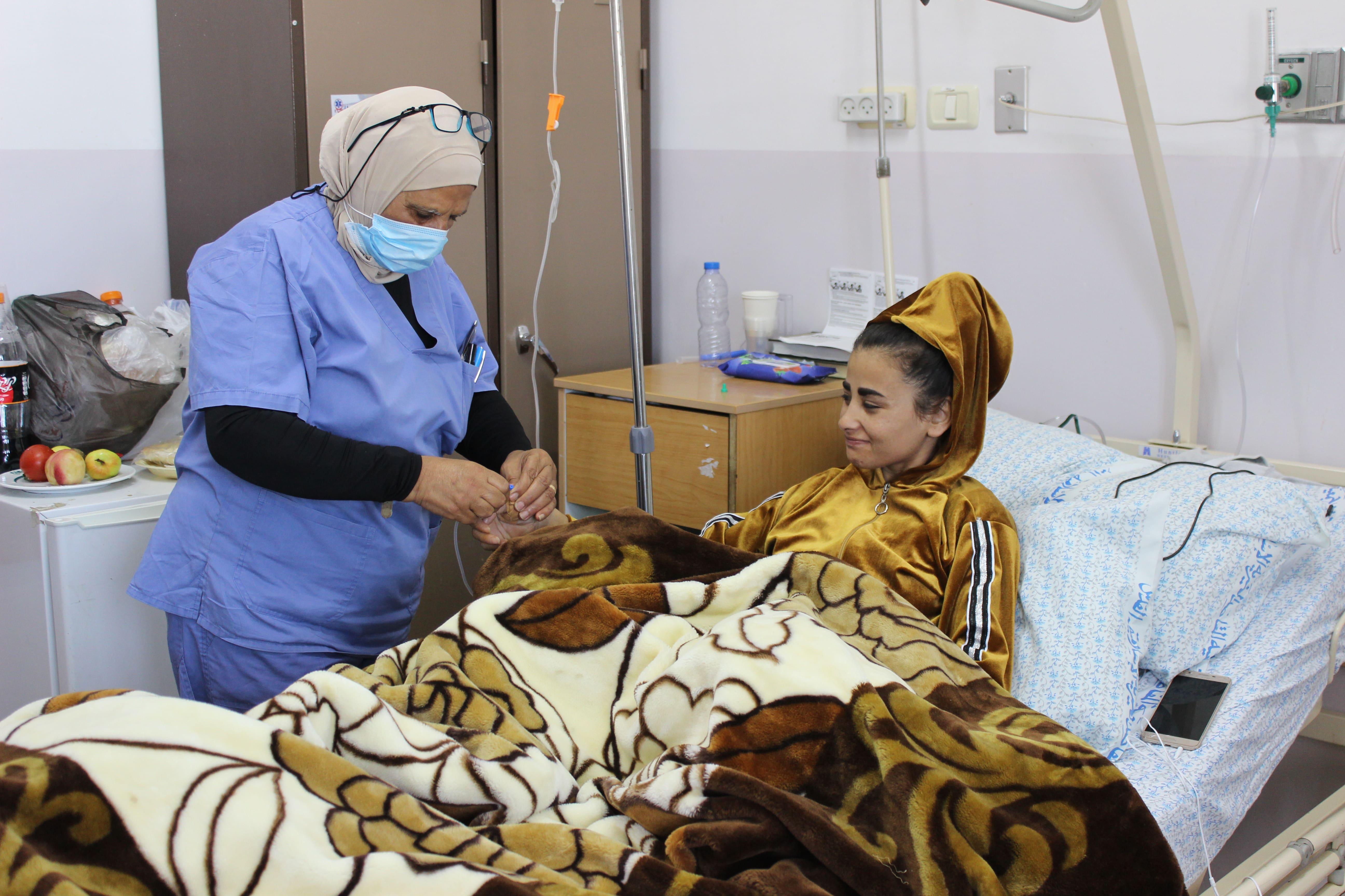Al Makassed hospital