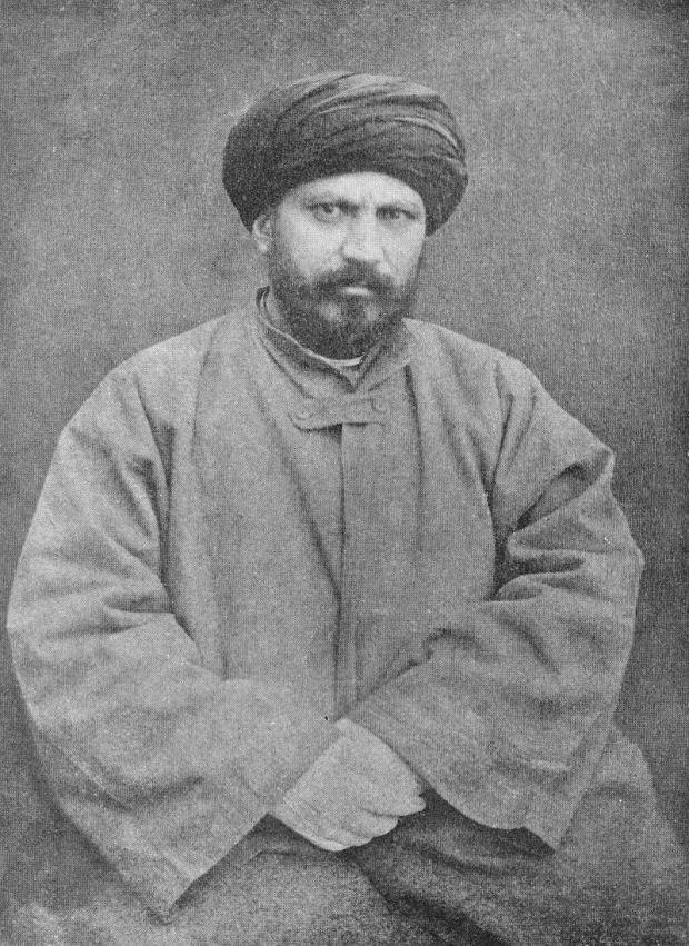 Jamal ad-Din al-Afghani est célèbre pour avoir contribué au développement des idéaux panislamiques (Creative Commons)