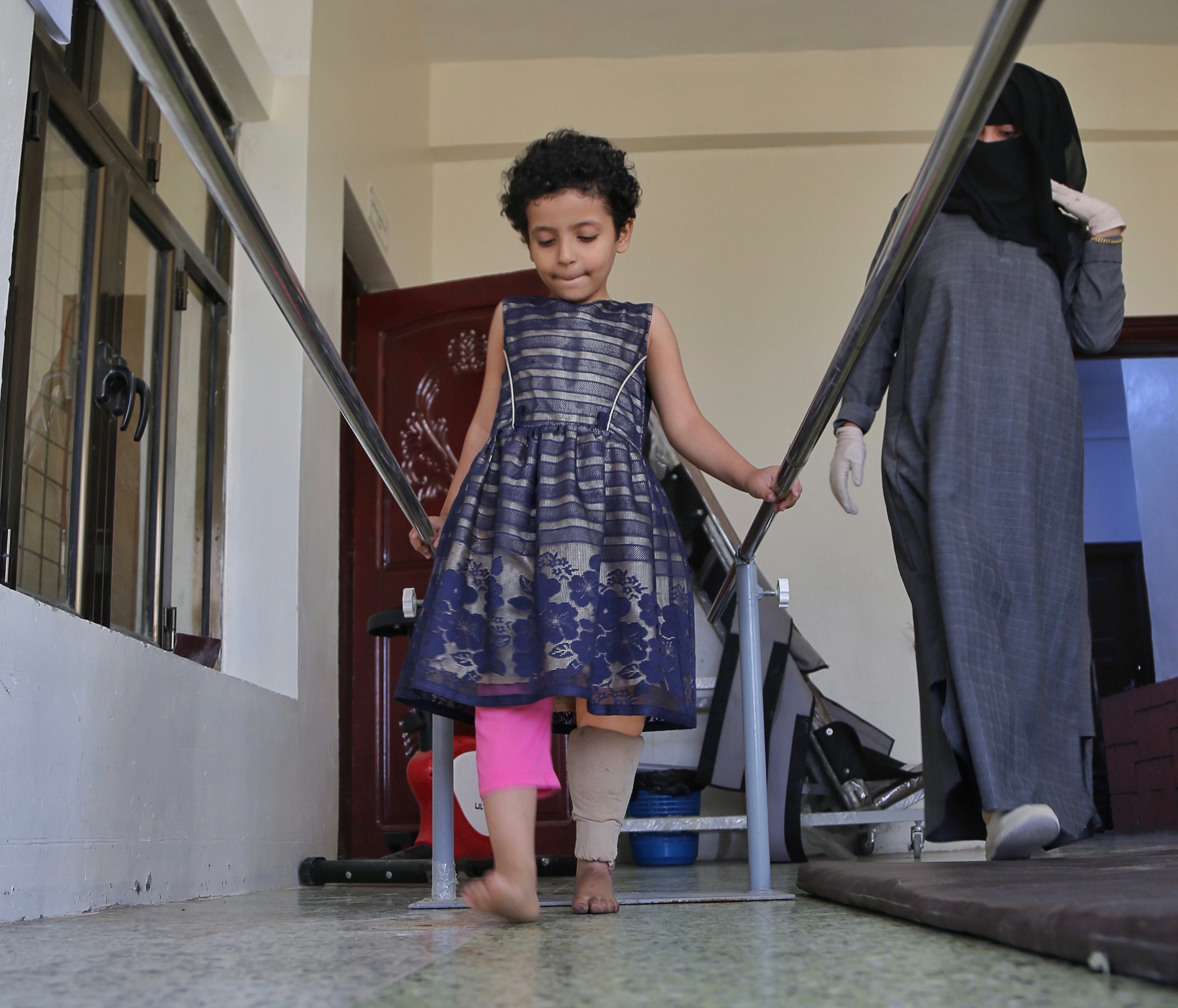 Yemen's disabled