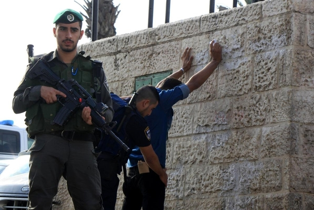 Palestinian shot dead by Israel's military police near al-Aqsa gate