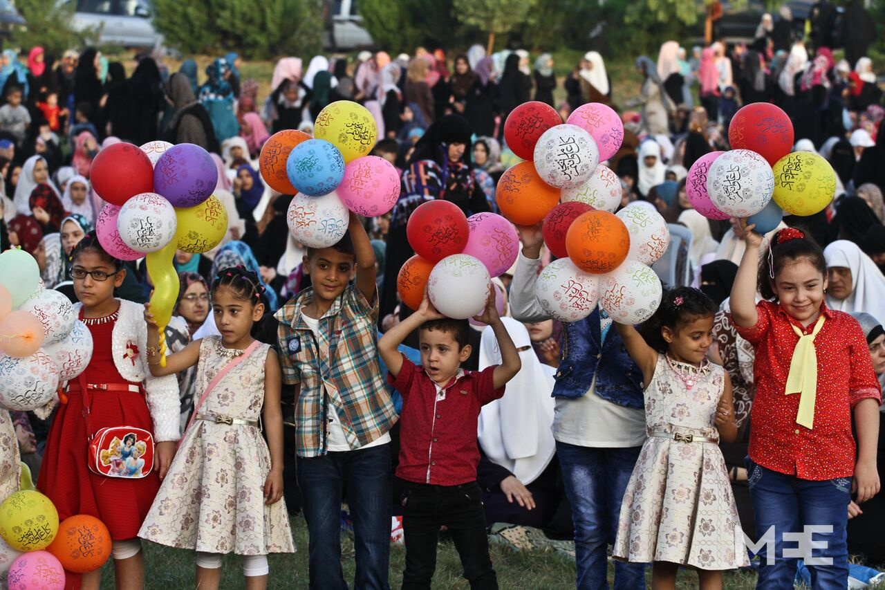 eid celebration Muslims around the world are celebrating eid al-adha, one of the two most important festivals in the muslim calendar the five-day holiday, also known as the feast of.