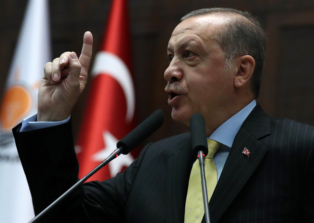 Israel freezes Armenian 'genocide' bill due to fears it could aid Erdogan
