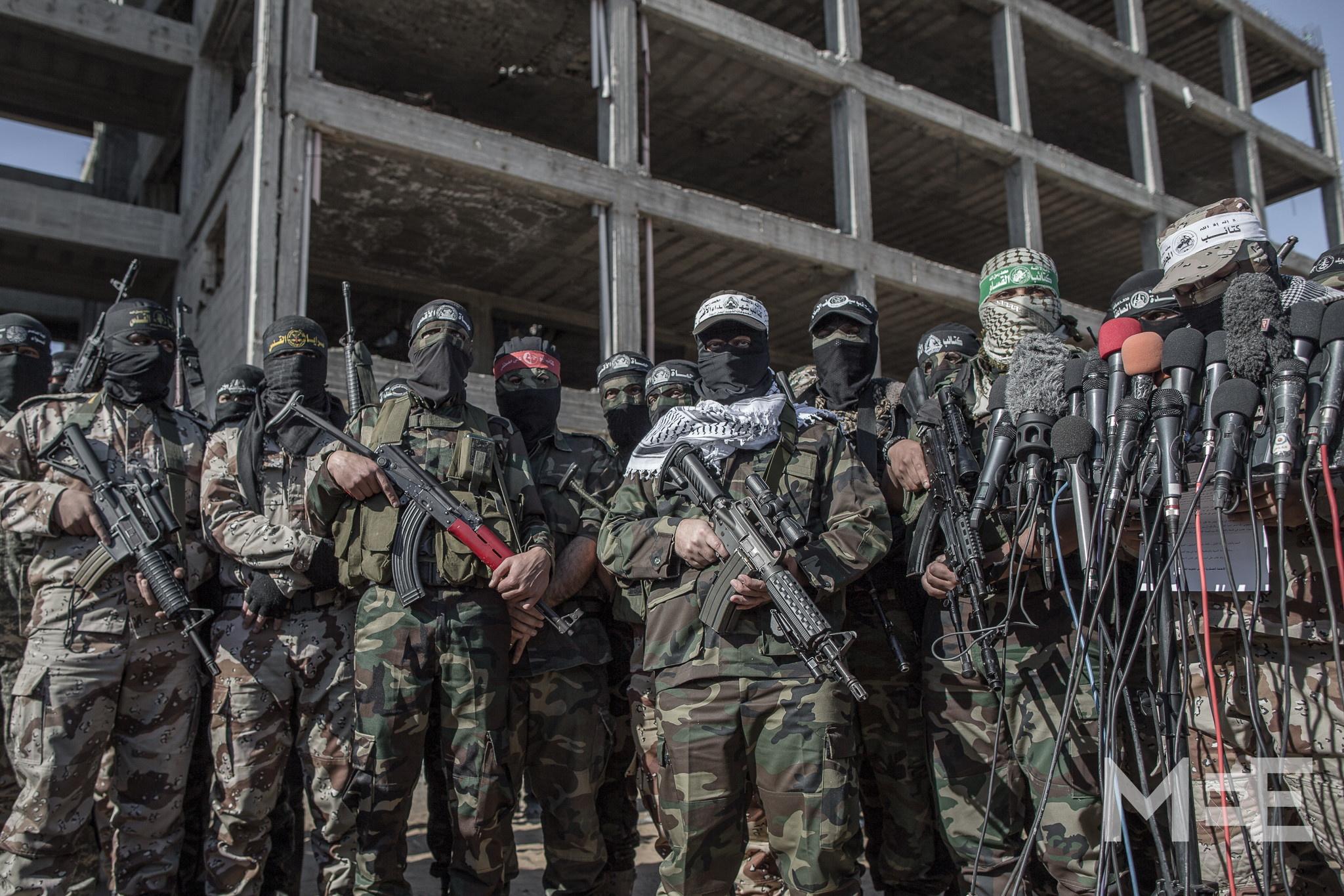 Gaza ruling group hamas