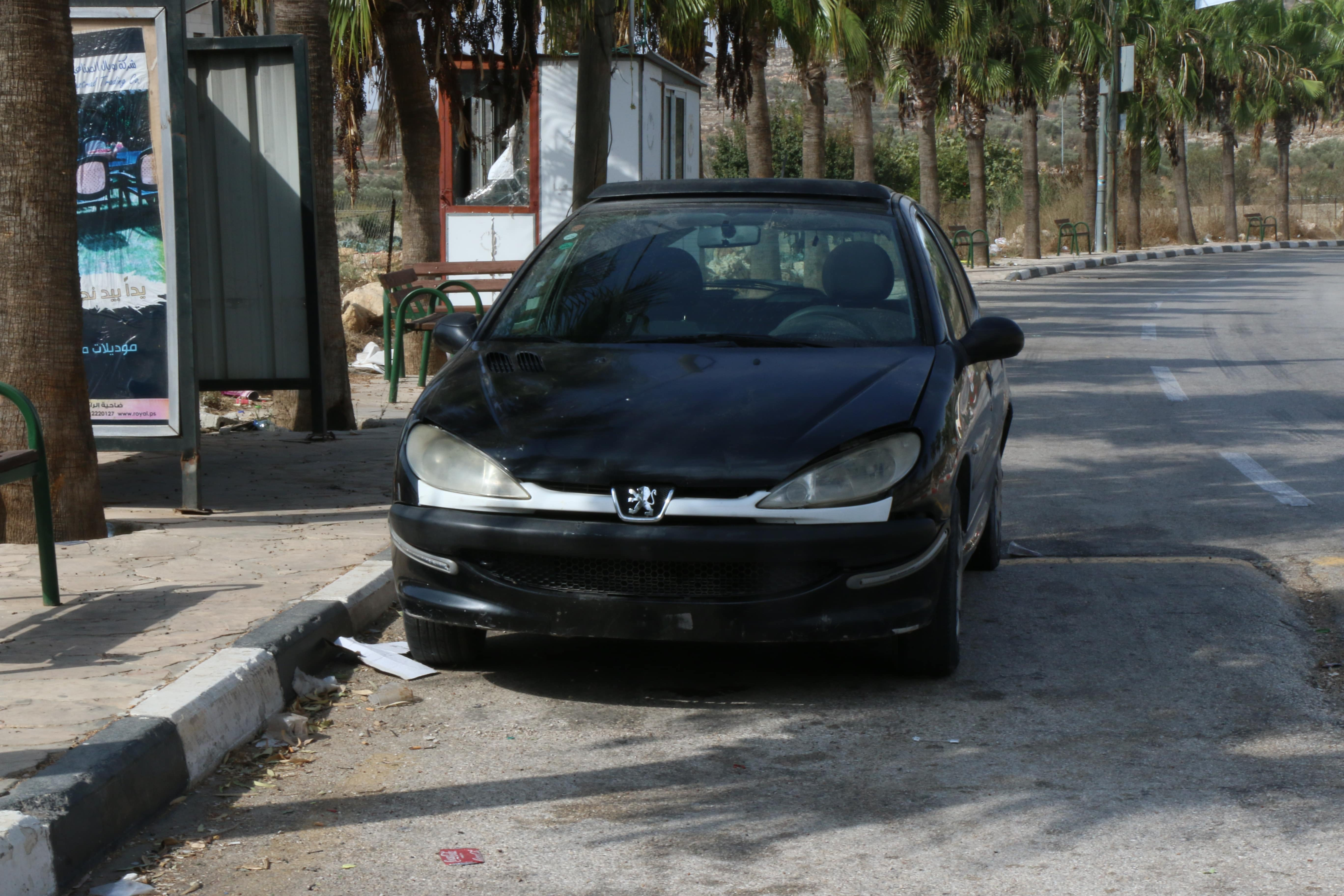 SOnbar's car