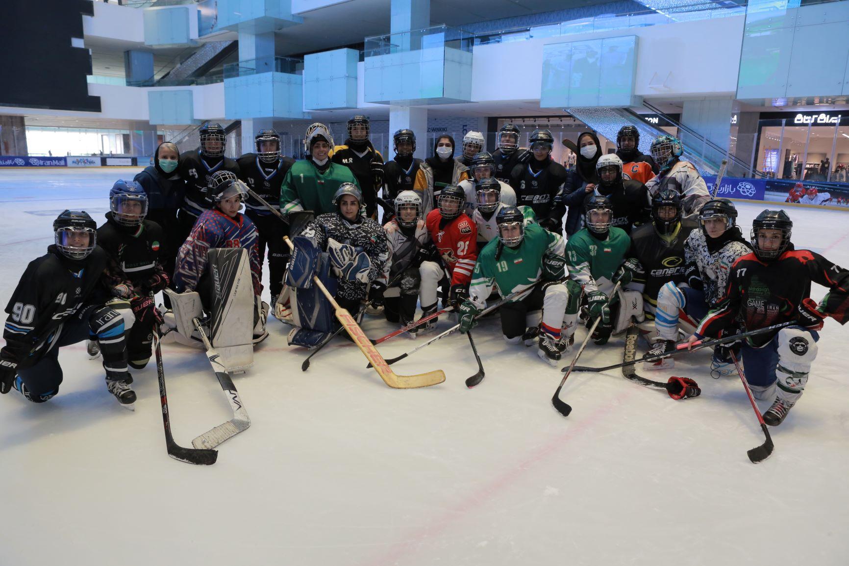 Iran women's hockey team