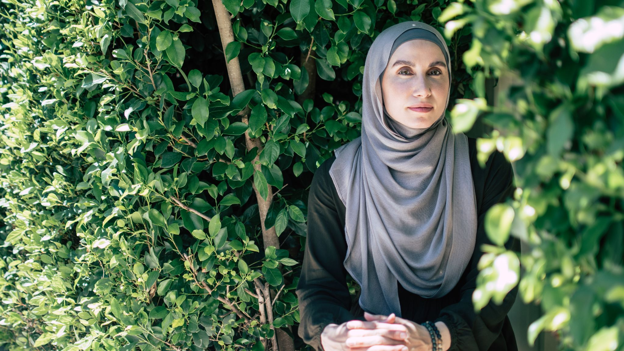 Ardati is a Muslim death doula in Sydney Australia
