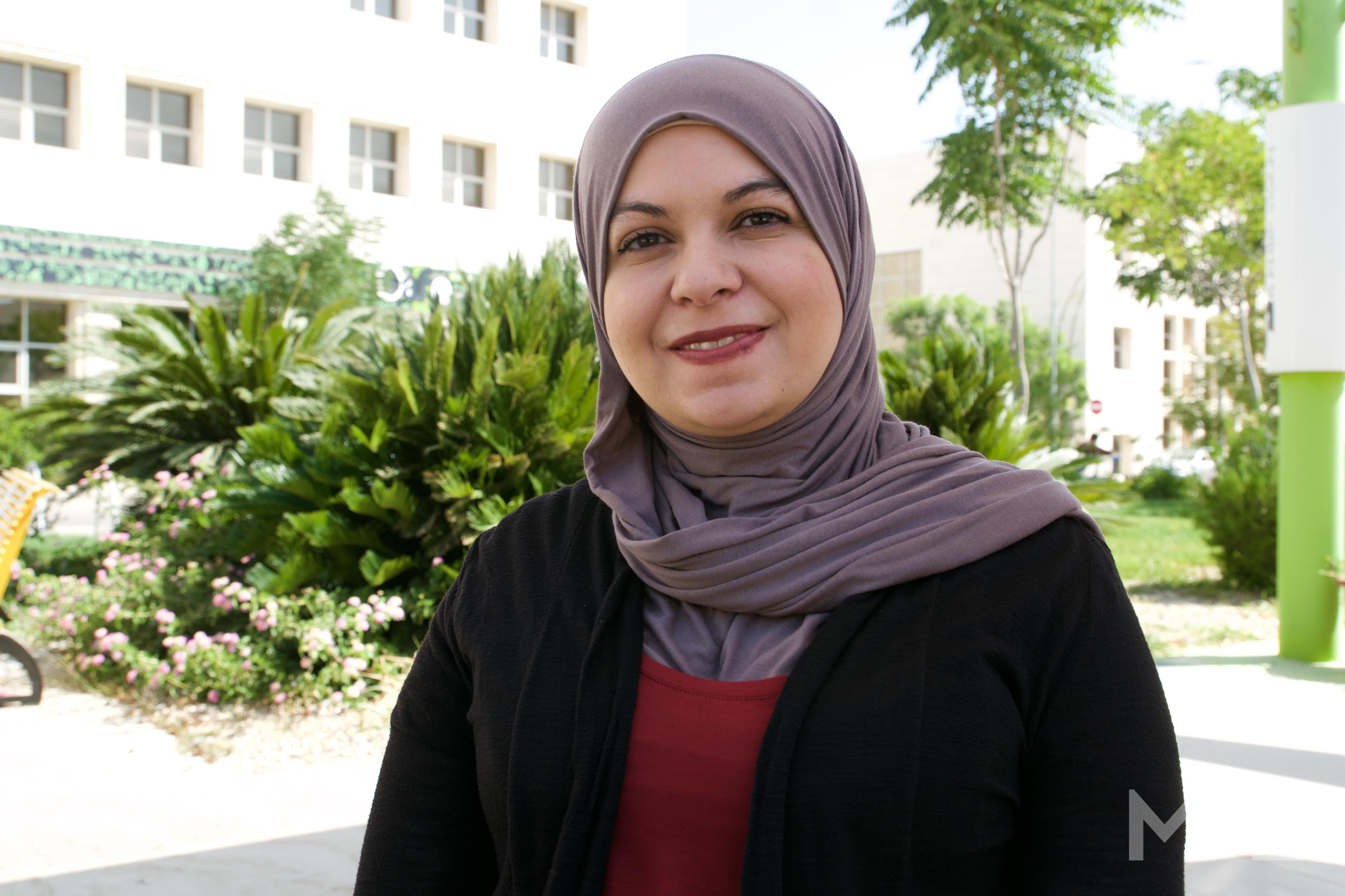 Jordanian women IT gurus don't need men by their sides