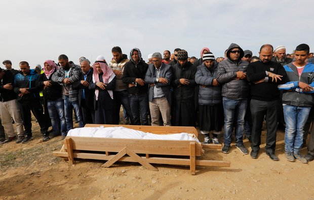 Israeli inquiry clears officers of wrongdoing in Bedouin teacher killing