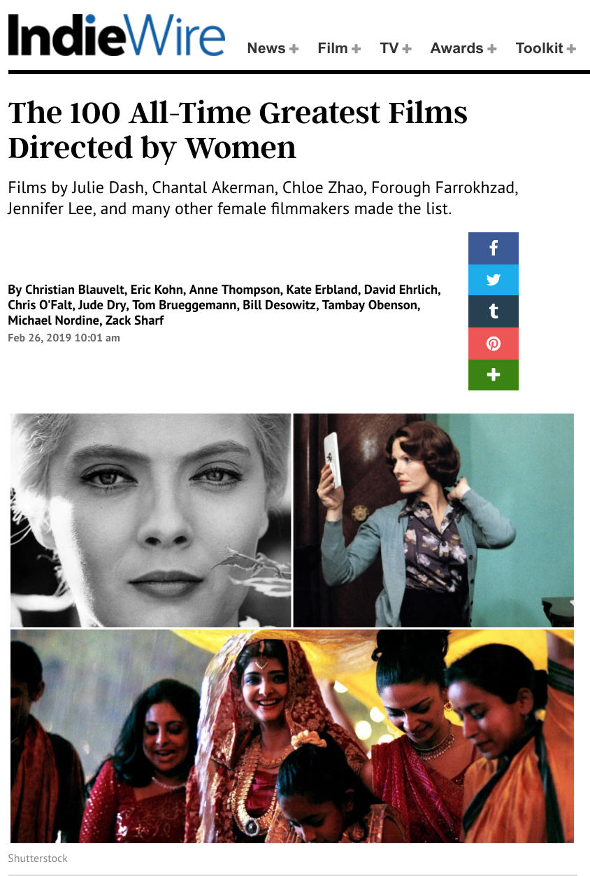 The 100 Must Watch Movies Of All Time That Will Make You A Better >> Female Arab Directors 11 Films That You Need To See Mwt