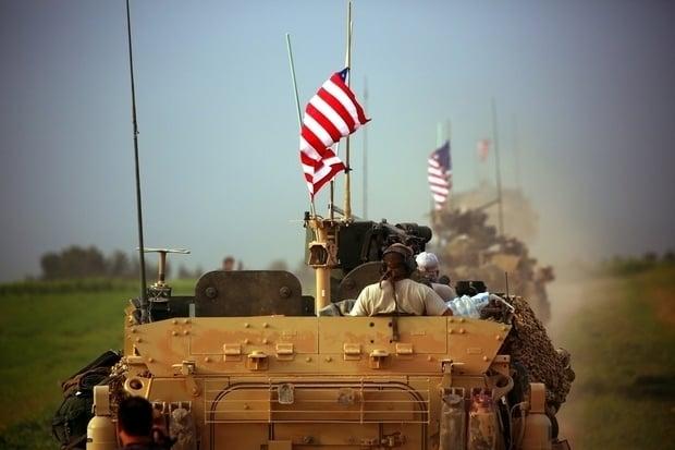 US troops still patrol Syria's Manbij despite pullout notice