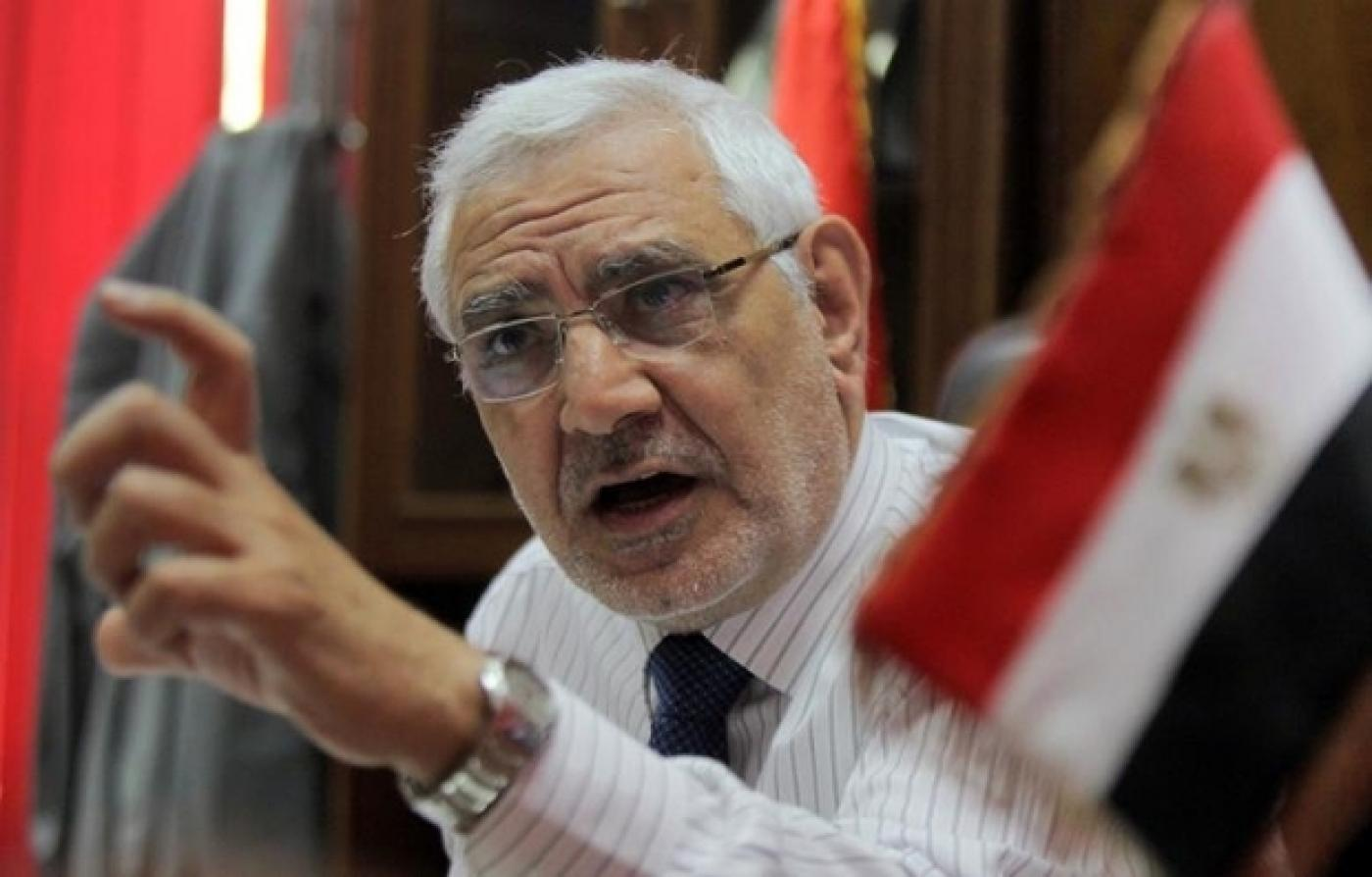 Abdel Moneim Aboul-Fotouh (AFP)