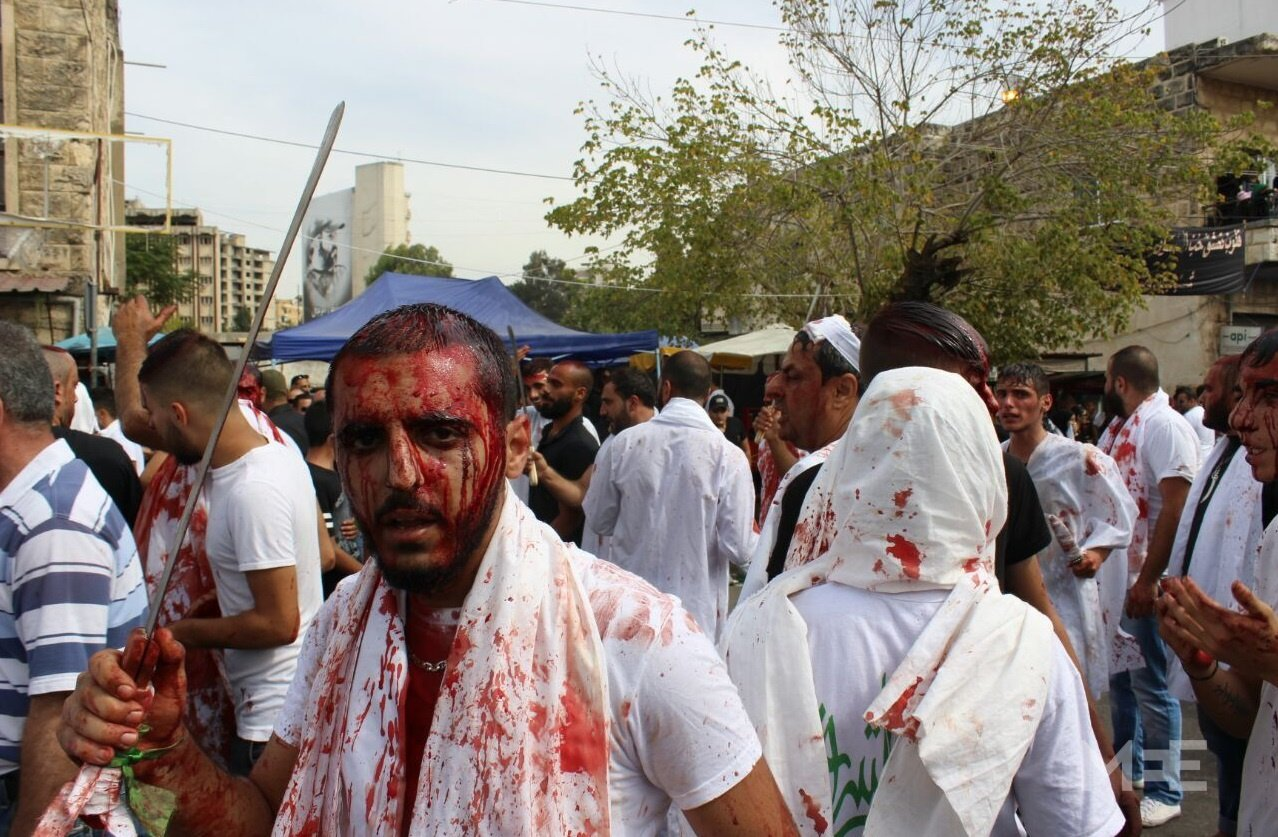 Spilling Blood For Shia Under Attack