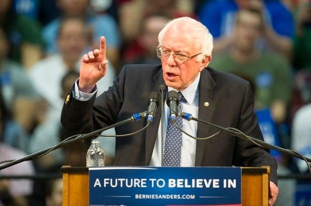 US Senator Bernie Sanders circulates congressional letter on Gaza crisis