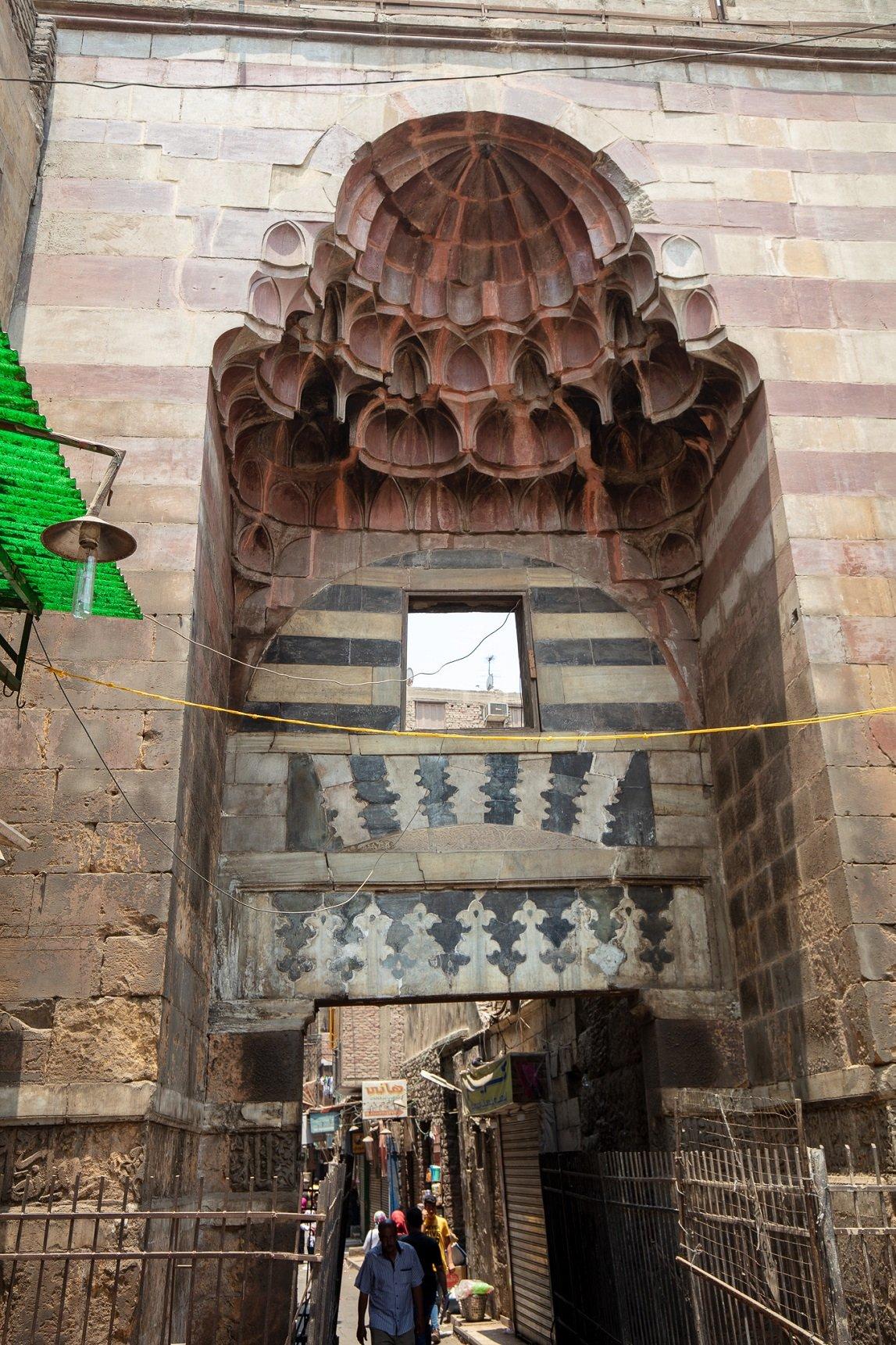 Old Cairo Muqarnas
