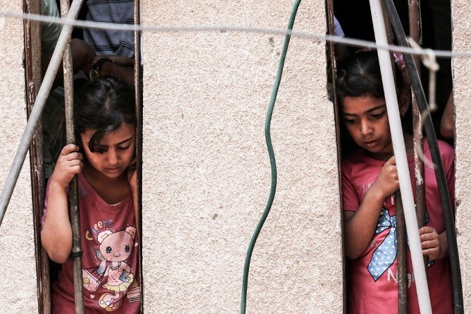 Palestinian children in Gaza deserve to be rescued like the boys in Thailand