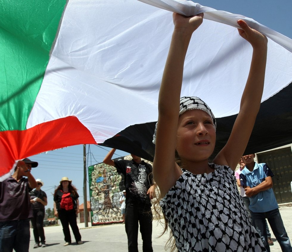 the face of palestinian women u0026 39 s defiance is a 16