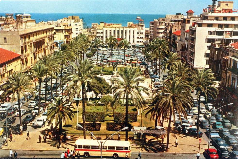 dismantling public space in beirut