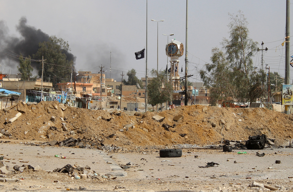 Is the Islamic State about to kill itself?