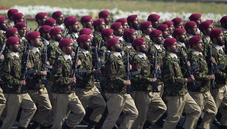 Pakistan Army to the GCC: No longer your gun for hire