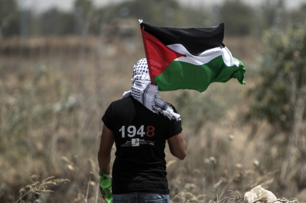 The Palestinian Struggle For Self Determination A New