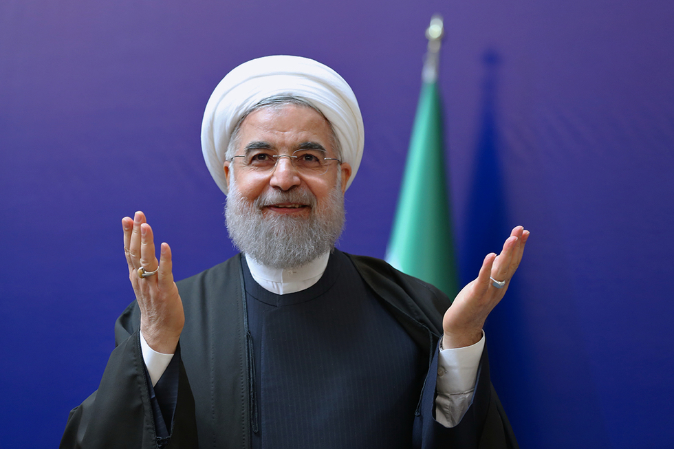 Rouhani says new US sanctions have no effect on Iran economy