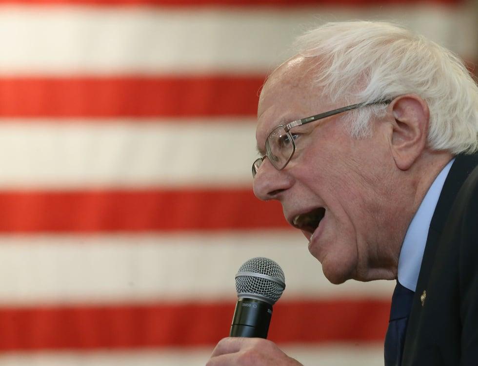 Bernie Sanders slams Saudi for lack of support for Gaza