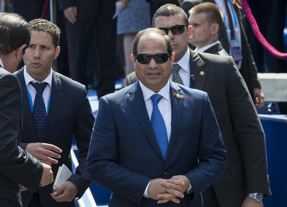 The four traits Sisi, Hitler and Mussolini have in common