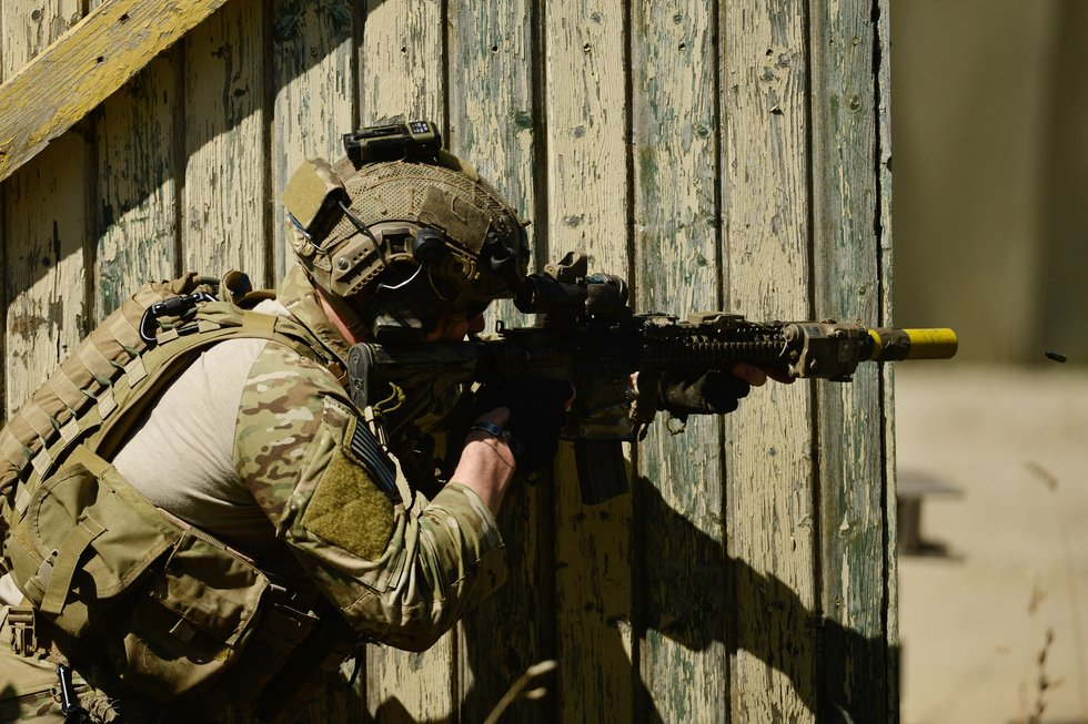 US Special Forces in combat: Is it really nothing new for Iraq and Syria?