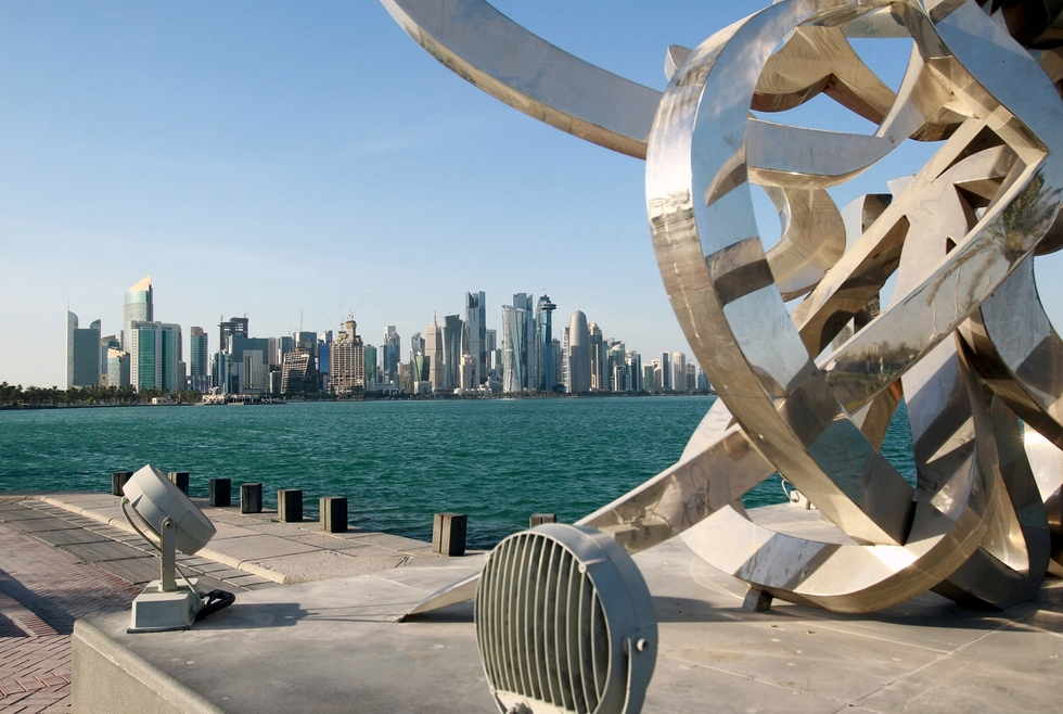 Saudi Arabia to press ahead with canal cutting Qatar from land: Report