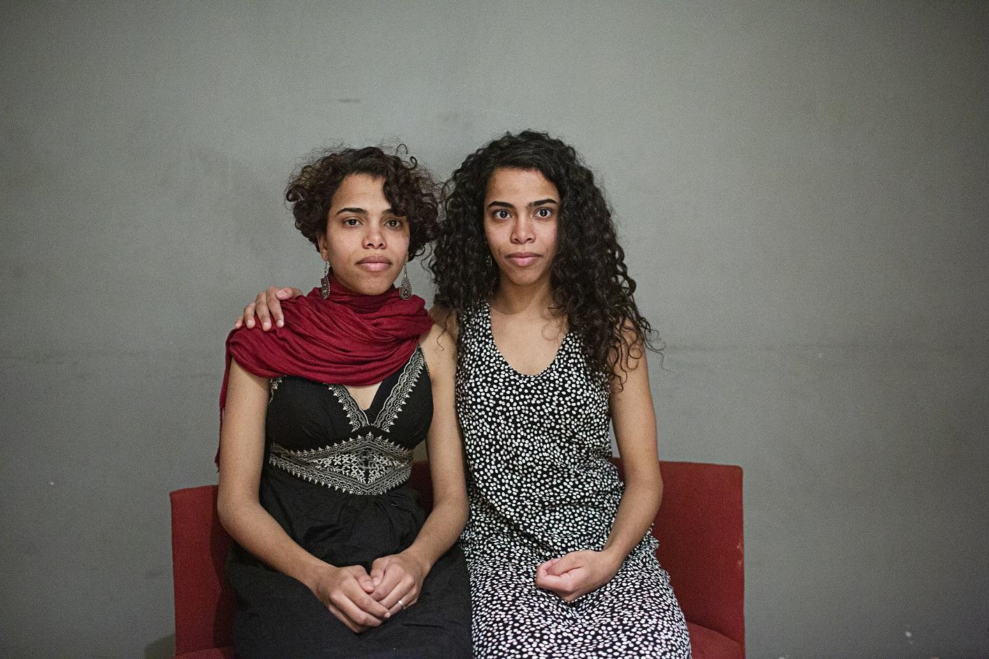 Photo issue de la série Just stop d'Eman Helal (avec l'aimable autorisation de l'auteure)