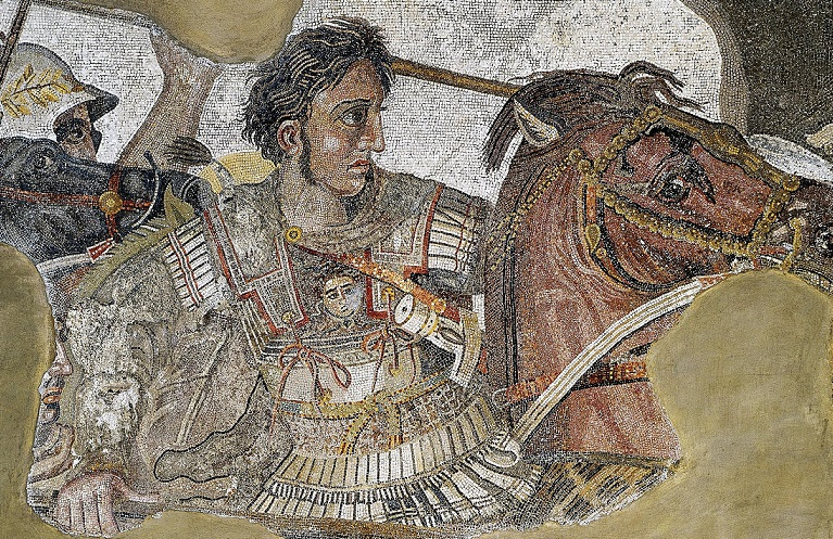 alexander the great essay questions
