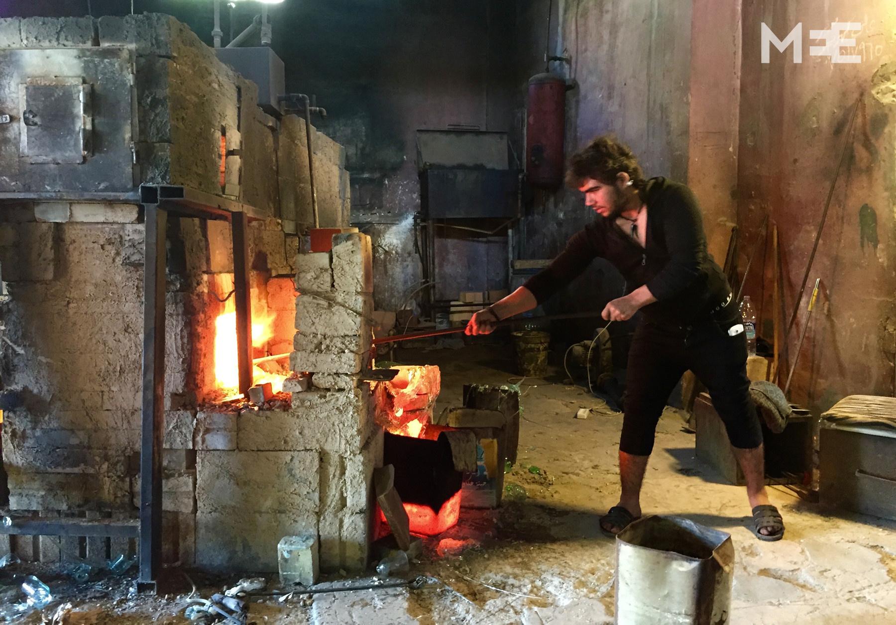 crafts in lebanon essay