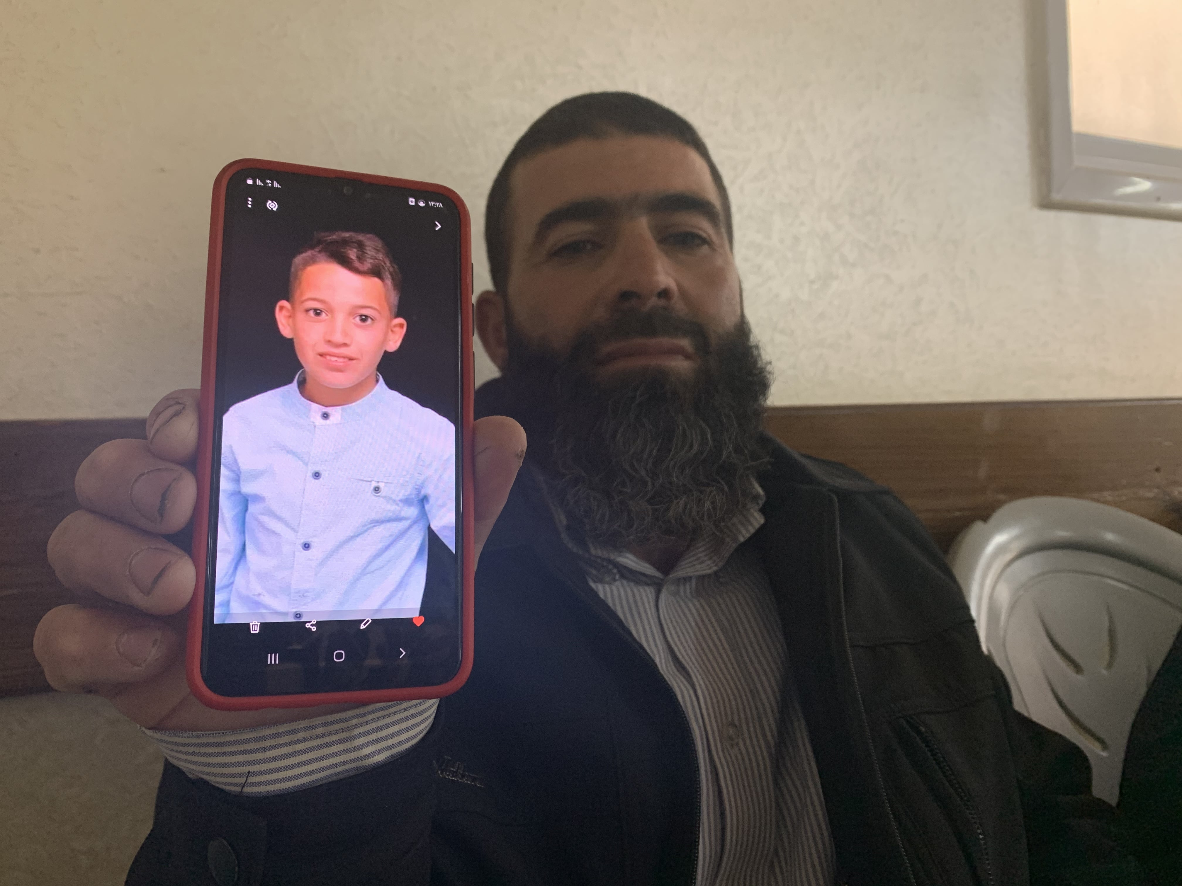 Ali father