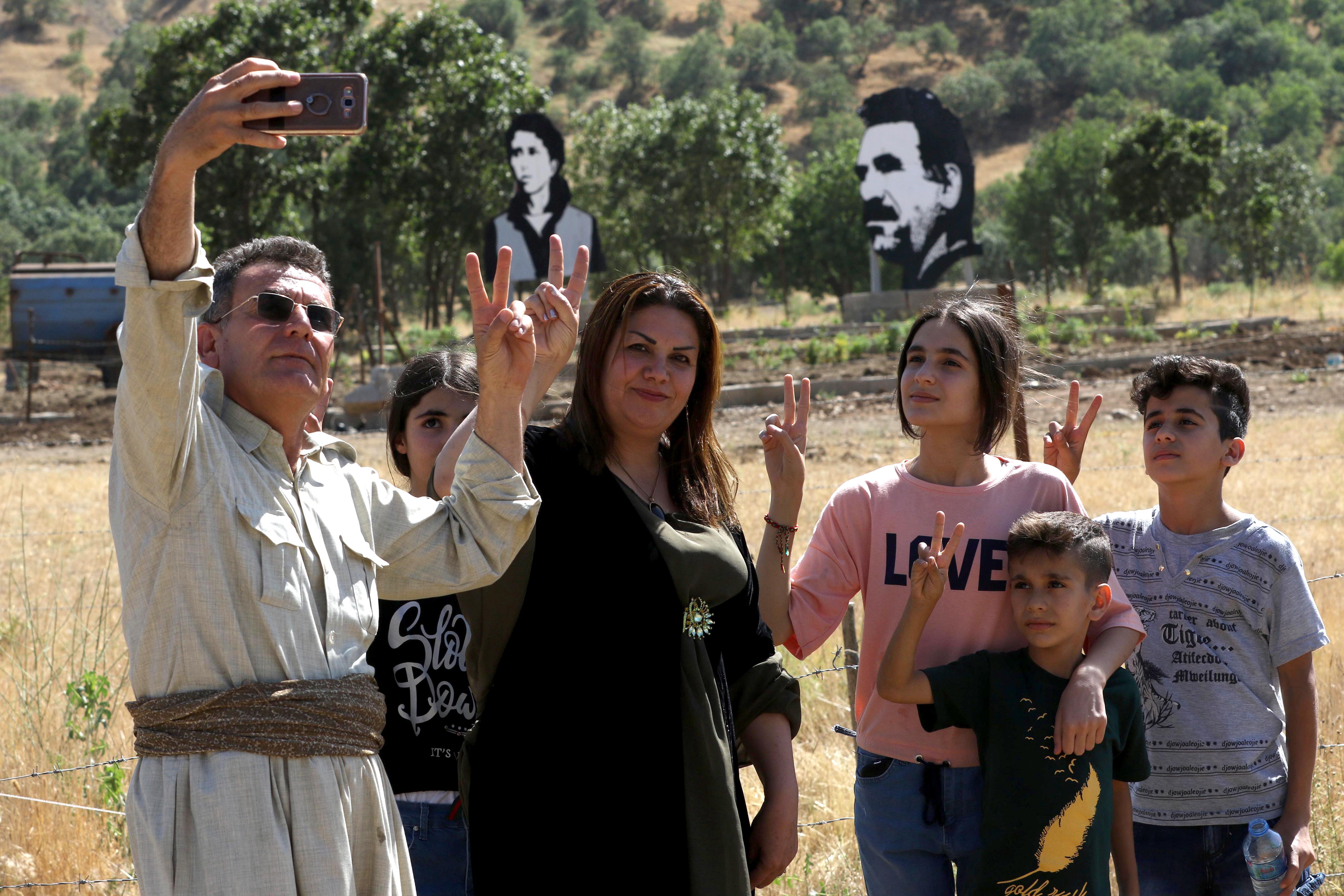 Iranian-Turkish deal to fight PKK risks harming stability of Iraq's Kurdish region