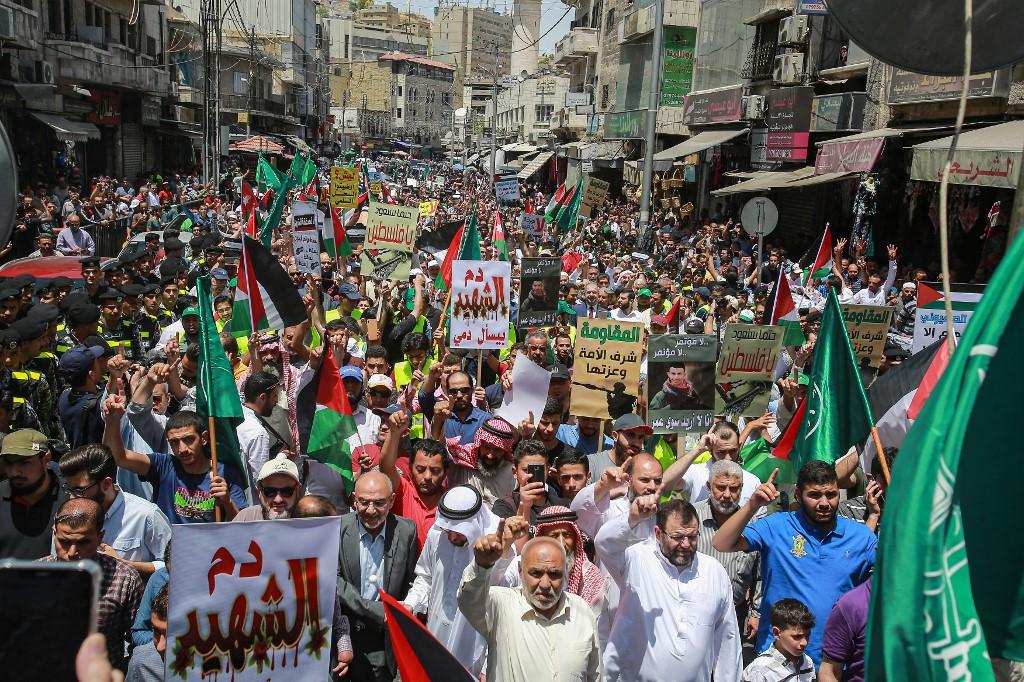 Jordan's Muslim Brotherhood to take part in elections, defying ban attempts